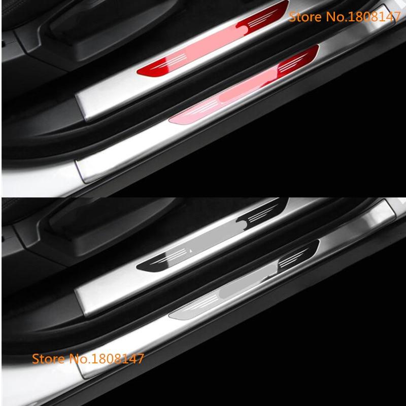 For Jaguar E Pace Epace 2017 2018 2019 Car Stick Styling