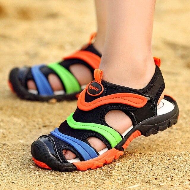 Sandalias Oruga Playa 2018 Verano De Niños Los Nueva Zapatos Niño xBdrCoe