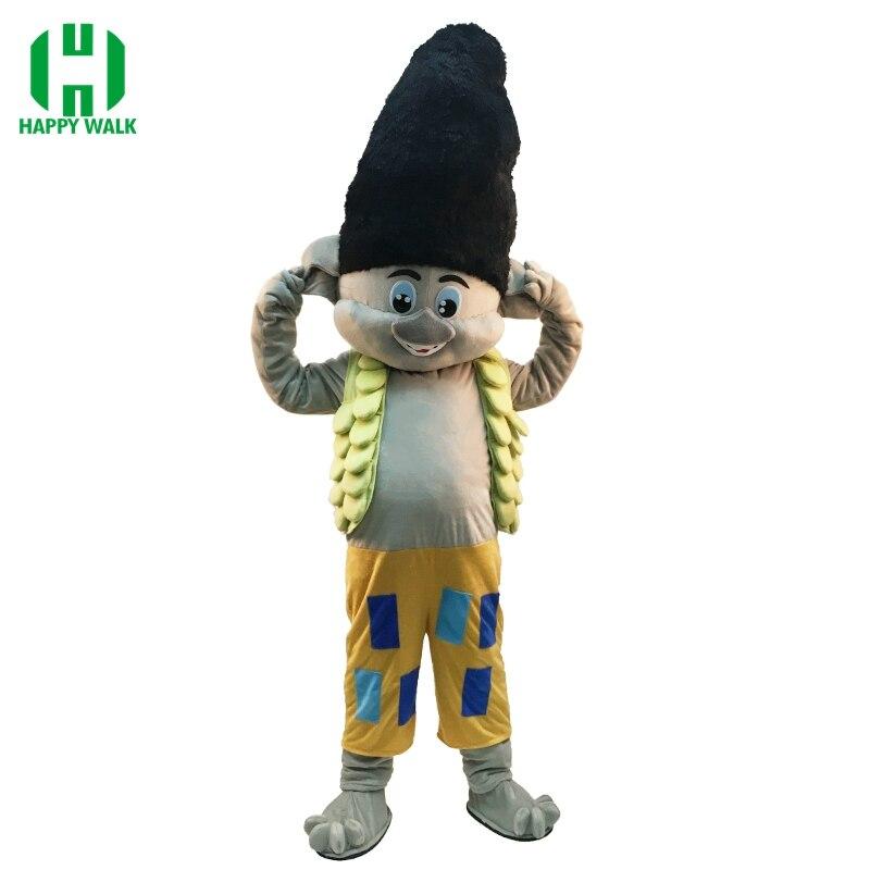 Costumul Troll Mascot și costumul de Halloween personalizați pentru - Costume carnaval