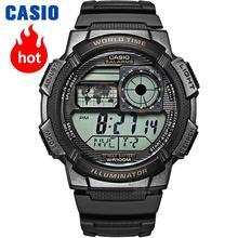 Casio watch Men s multi functional fashion waterproof watch AE 1000W 1A AE 1000W 1B AE