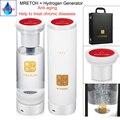 MRETOH молекулярный резонанс 7,8 Гц и водород генератор чистой H2 богатой воды 500 мл электролитический водород заводской выход