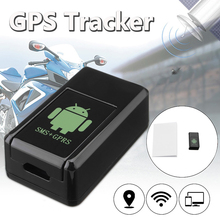 Mini GPS Tracker Real Time GF-08 Car GPS Locator SMS/GSM/GPRS Network Tracker GSM Listening Device with Voice Activated Adapter5 voile blanche низкие кеды и кроссовки
