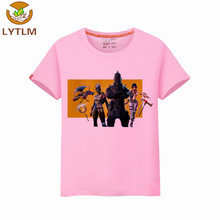 LYTLM Boys Tops 2018 Kid T Shirts Game Tee-Shirt Game Enfant White Top Casual Boys Tshirt Baby Boy Summer Clothes 10 12 YEAR