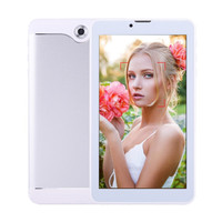 ZONNYOU Tablet PC 7 inch DUAL SIM Card 3G Phone Call Tablets Android 6.0 Tablet PC GPS WIFI Pad 8GB ROM Quad Core PC