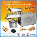 Домой масло пресс машина Холодного отжима масла экспеллер