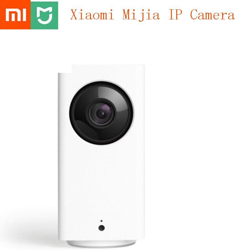 Caméra IP intelligente d'origine Xiao mi jia Dafang 110 degrés 1080 p FHD sécurité intelligente WIFI caméra IP Vision nocturne pour mi App maison