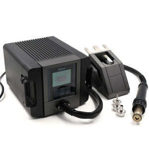 Image 1 - QUICK TR1300A TR1100 Intelligent Hot Air Rework Station For Phone PCB Soldering Repair