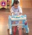 Multifuncional andador andador empujar andador bebé niño cochecito