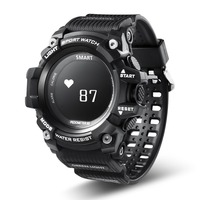 T1 Outdoor Smart Watch Waterproof IP68 Heart Rate Monitor Bluetooth 4.0 Sport Clock For IOS Android EX16 Upgraded version