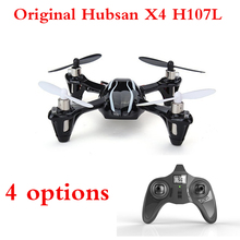 Original  Hubsan X4 H107L 4CH Mini Quadcopter with LED Light RTF 2.4Ghz