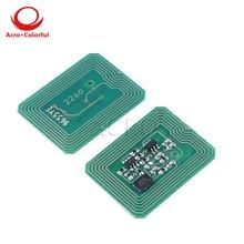 43837136 43837135 43837134 43837133 toner chip for OKI C9655 MEA RU IN laser printer copier cartridge refill