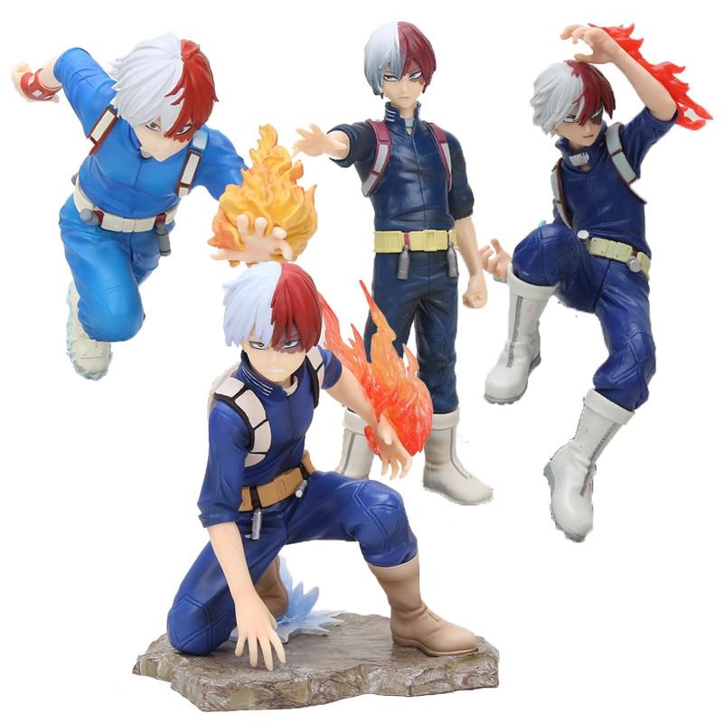 16cm My Hero Academia Boku No Hero Figure Shoto Todoroki 1/8 ARTFX J Figurine PVC Action Figure Collectible Model Toys