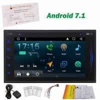 Android 7 1 Stereo Car Styling GPS 7 DVD Player 2 Din GPS Navigation Radio Audio