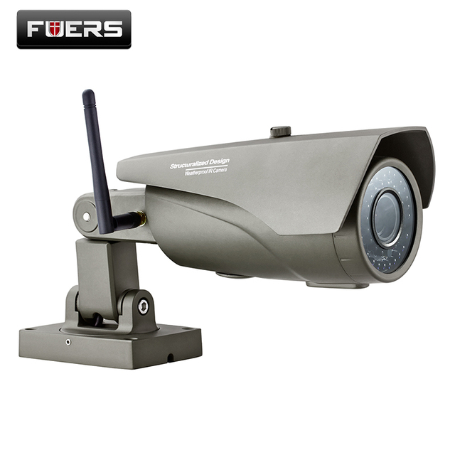 Adjustfocusable 720P Wireless outdoor HD wifi IP Camera for W2 W1 ...