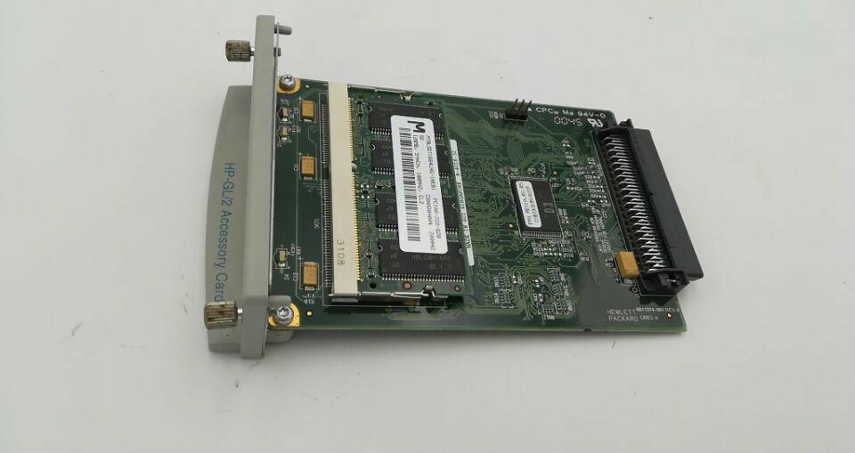 C7776-60151 C7776-60002 C7772A FOR HP-GL/2 GL2 Accessory Card Fit For Hp 500 500 Plus Mono Formatter Board Card Printer