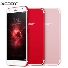 XGODY D11 Smartphone 5,5 Zoll 1 GB RAM 16 GB ROM Mit 8MP kamera Quad Core 1280×720 2SIM Telefone Celular 3G Entsperrt Handys