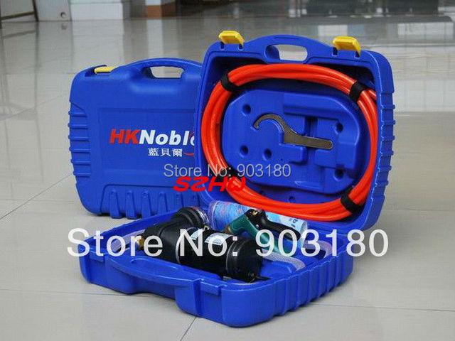 HKnoble AC 220 V Lavador de Carros de Alta Pressão Portátil Multifuncional, Escova de Limpeza do carro, Ferramenta de Lavagem de Carro móvel, frete Grátis
