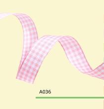 1 Inch 2.5cm Scottish Tartan Ribbons