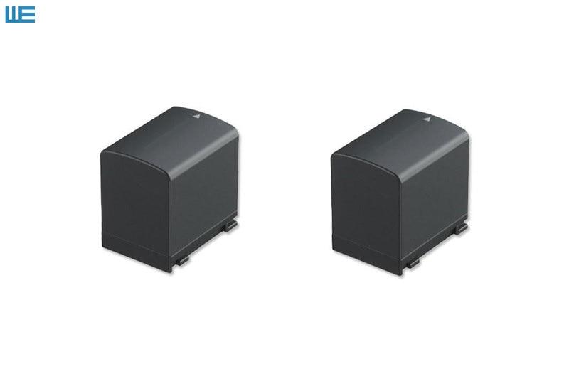 Batería para canon LEGRIA HF s-10 s-11 s-20 s-21 s100 chip