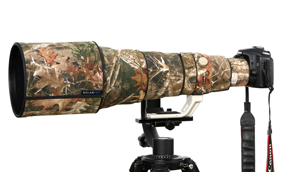 ROLANPRO #10 Color Lens Camouflage Rain Cover for Canon EF 600mm F/4 L IS II USM Lens Protective Case Guns Clothing rolanpro canon ef 400mm f 2 8 l is ii usm lens protective case guns clothing slr common clothing and waterproof guns clothing