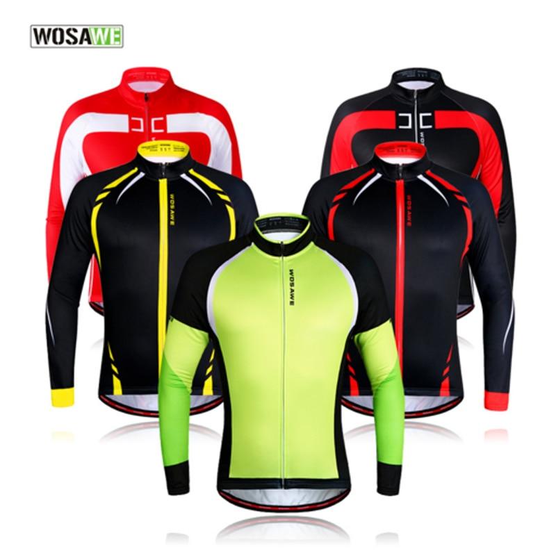 Coat Bicycle Cycling-Clothing Bike Running-Jacket Fleece Sport Winter MTB Outdoor Men