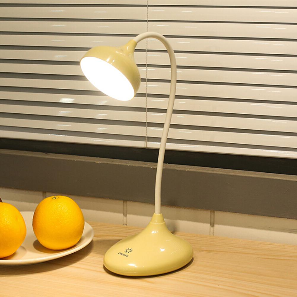 LED Touch Three Dimming Lamp Eye Protection Desk Lights ...
