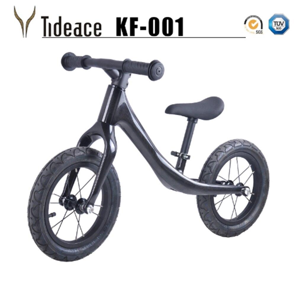 2018 nouveau vélo d'équilibre sans pédale carbone enfants Balance vélo pour 2 ~ 6 ans enfants vélo complet pour enfants vélo en carbone