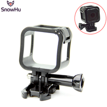 цена на SnowHu For GoPro Hero4 Session Accessories B Model Protective Frame Set  for GoPro Hero4 Session GP259B
