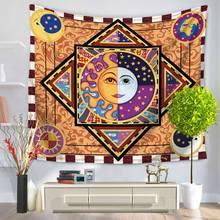HOT!Sun Totem, Tapestry Wall Hang Bohemia Home Decoration Beach Towel Sun Seat Bikini Cover Picnic Table Free Shipping
