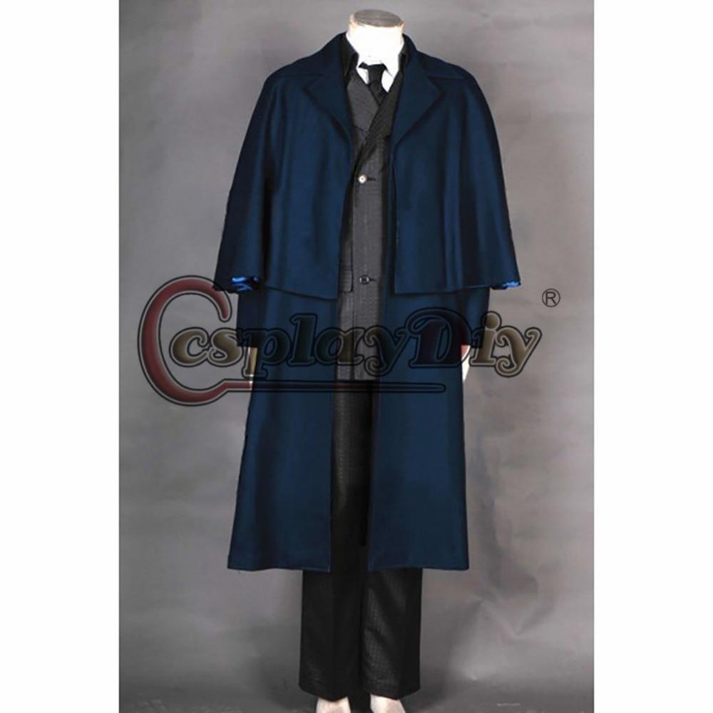 Cosplaydiy Dark Shadows Johnny Depp Barnabas Collins Cosplay Costume