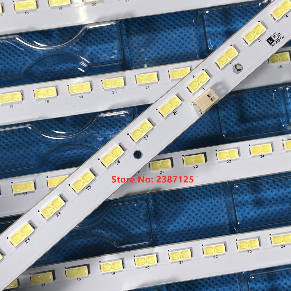 1 peças LED Backlight Tira 01CVB057A002 Para