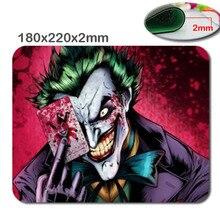quick custom Batman mouse pad Joker mousepad laptop large mouse pad not