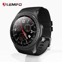 LEMFO LF25 4G 1.3 Inch IPS HD Display Smart Watch Android 7.1.1 GPS Bluetooth 1GB +16GB 600Mah Big Battery Sport Smartwatch Men