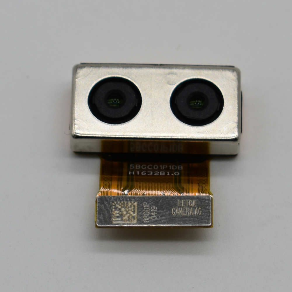Original traseira Nova câmera traseira para Huawei Honra 9 big câmera principal peça de Reposição
