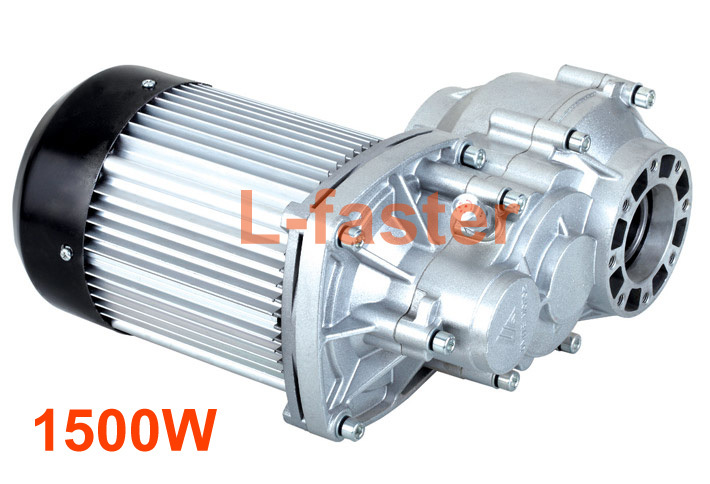 Buy 60v 1500w bldc motor electric for Electric car motor manufacturers