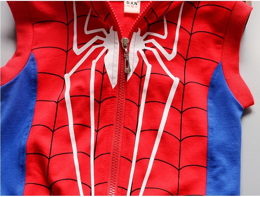 HTB1nrS.QXXXXXcFXXXXq6xXFXXXg - Boy's Cool Spring/Summer 3 Piece Set - Coat, Pants, and T-Shirt - Spider Man Design