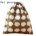 kai yunon Fashion Unisex Printing Bags Drawstring shopping bags  Sep 8