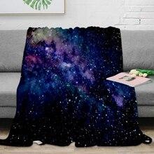 BIGHOUSES пледы одеяло Млечный Путь пледы Одеяло Теплая микрофибра одеяло фланелевое одеяло Декор для спальни одеяло s для кровати