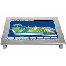 "Painel de toque pc 3G módulo intel Quad Core Tablet PC Slot Para Cartão SIM Com Bluetooth IPC Para 10.4"" janelas 10 Industrial Tablet PC"