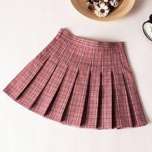 Хит, летняя стильная женская юбка, эластичные юбки средней длины для молодых девушек, сексуальные короткие мини юбки для девушек