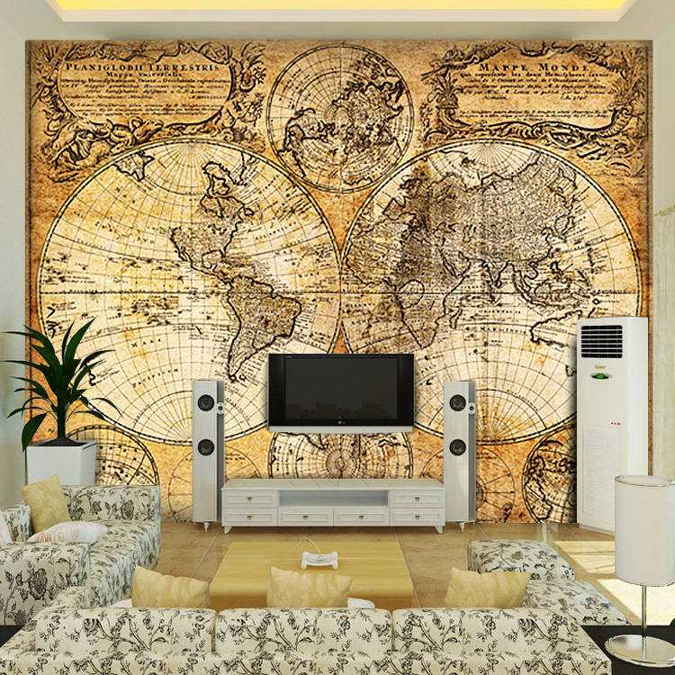 Aliexpress buy 3d stereo wallpaper world maps custom any size aliexpress buy 3d stereo wallpaper world maps custom any size mural world map living room office study decoration wall papers from reliable wallpaper gumiabroncs Gallery