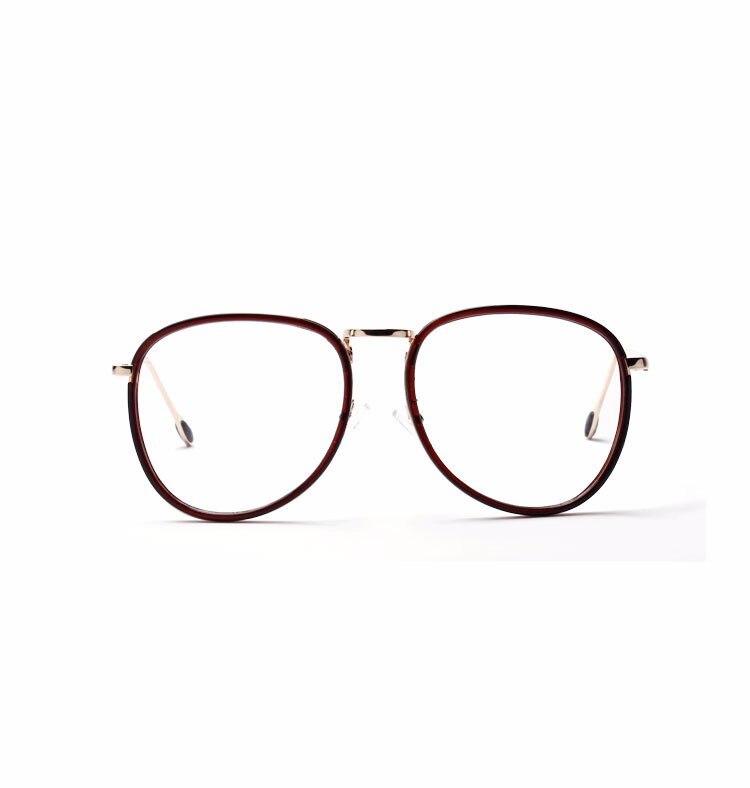 0b9923b728582 ≧Ralferty Kebesaran Kacamata Bingkai Wanita Besar Kacamata Optik ...