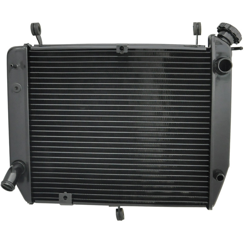 Motorcycle Aluminium Cooling Cooler Replacement Radiator For YAMAHA YZFR1 YZF-R1 2000 2001 YZF R1 00 01 NEW
