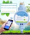 Мобильный умный WIFI Пульт дистанционного капельного орошения система орошения сада спрей автоматический полив набор регулируемый