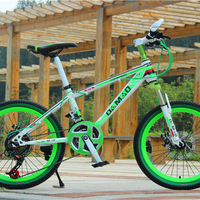 20 Inch Mountain Bike 21 Speed Children Boys And Girls Students Bmx Bicycles Outdoor Sport Kids