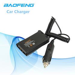 DC 12 В автомобиль Зарядное устройство Батарея фильтру Baofeng портативной радио аксессуары адаптер для BF-666S/777 S/888 S BF UV-5R/82/8D