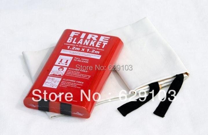 Herrlich 0,5mm Dicke Löschdecke Größe 1*1 Mt Unterschiedliche Größe Vorhanden Weiche Verpackung Tasche