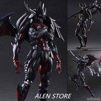 ALEN Monster Hunter 4 god odestruction MHG MHP MH4 GAME PSP PA Play Arts Kai Collection Model Aptain PVC 26cm Figures Do