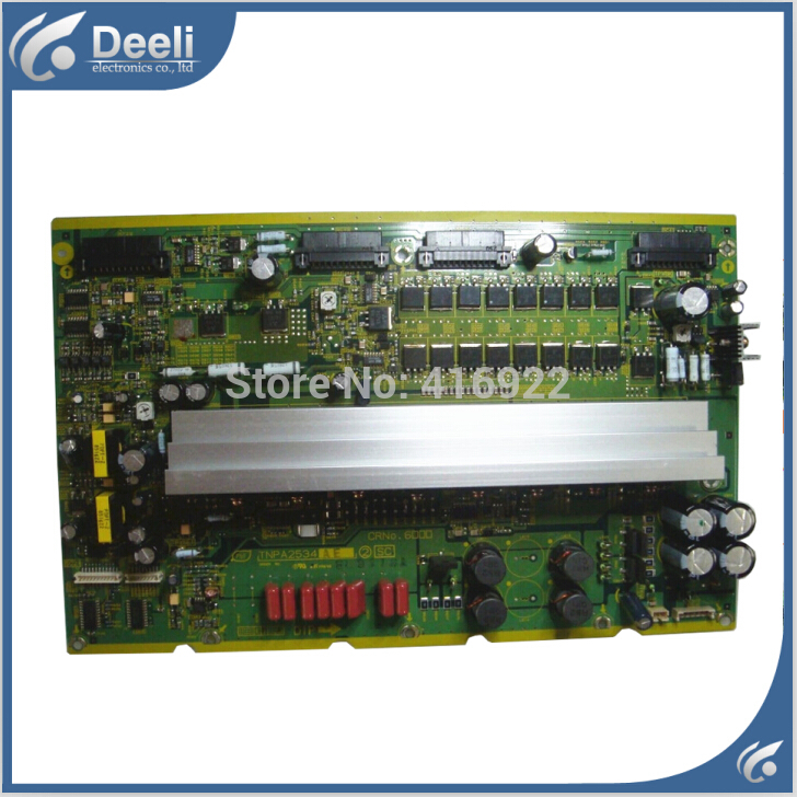 95% new original for Board TH-42WP27C TH-42PW5 SC board TNPA2534 AE good Working 95% new good working high quality for original th 42pz700c tnpa4245 logic board