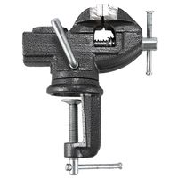 50mm Heavy Table Vise Bench Vice Universal Vise Desktop Vise Mini High carbon steel Lock Clamp Vice Craft Vise Wholesale